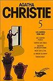 Agatha Christie - Les intégrales Tome 5 Les années 1936-1937