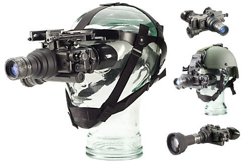 Night Optics USA AN-PVS-7-3AG Generation 3 US Grade Auto Gated Pinicle Military Issue Night Vision...