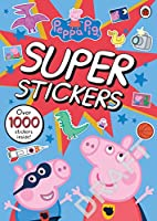 Peppa Pig Super Stickers Activity Book
