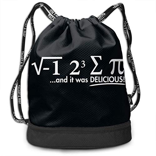 XCNGG Mochila I Ate Some Pi Day It Bundle