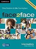 face2face Intermediate Class Audio CDs (3) Second Edition