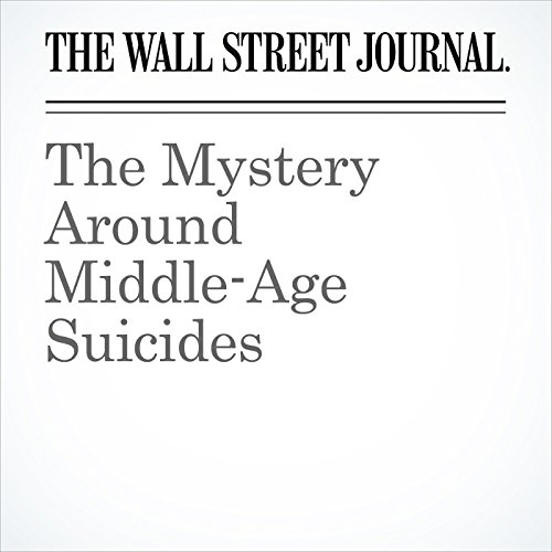 The Mystery Around Middle-Age Suicides copertina