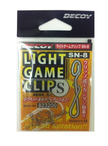 カツイチ(KATSUICHI)ライトゲームクリップ SN-8 S