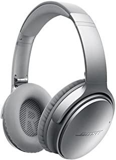 Bose QuietComfort 35 Wireless Headphones, Silver [並行輸入品]