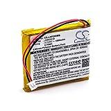 vhbw Li-Polymère batterie 1000mAh (3.7V) pour babyphone écoute-bébé babytalker Luvion Platinum 2