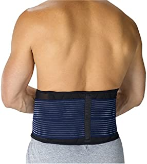 HoMedics MW-BHC2 TheraP Hot/Cold Therapy Back Wrap with The Power of Magnets, Large/X-Large