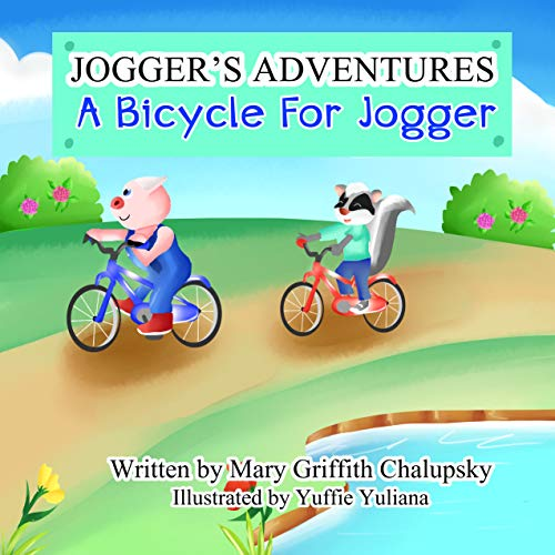 A Bicycle For Jogger (Joggers Adventures Book 14) (English Edition)