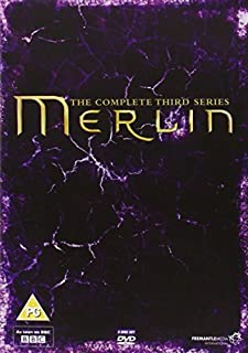 Merlin - The Complete Third Series (5 Dvd) [Edizione: Regno Unito] [Import anglais] (B0042SSO1I) | Amazon price tracker / tracking, Amazon price history charts, Amazon price watches, Amazon price drop alerts