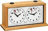 Philos 4014156046825 - Chess Clocks (Mecánico, Analógica, 115 mm,...