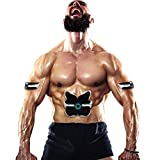 Oficina Dom/éstica Lazy Muscle Training Motion Equipo De Fitness Electrostimulador Muscular Abdominal Abs Trainer EMS Inteligencia Abdominal Aptitud