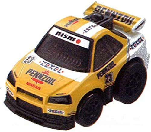 Digital Infrarot KontGoldru ChGold Q DQ-07 PENNZOIL SKYLINE GT-R Mini Car Vehicle