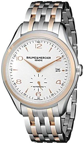 Baume & Mercier Clifton Herren-Armbanduhr 41mm Schweizer Automatik 10140