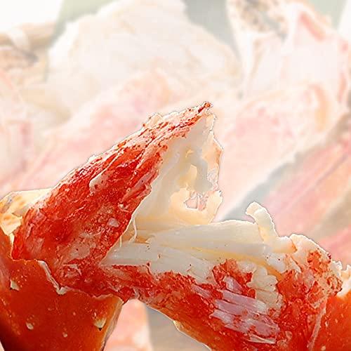 厳選 天然 本 タラバガニ 脚 極太2肩 4人分 カニ たらば蟹 約2kg