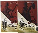 Der Dreißigjährige Krieg. Die große Roman-Reihe, Band 1 und 2 (Der Winterkönig / Der tolle Halberstädter) in einem Bundle (Geschichten des Dreißigjährigen Krieges)