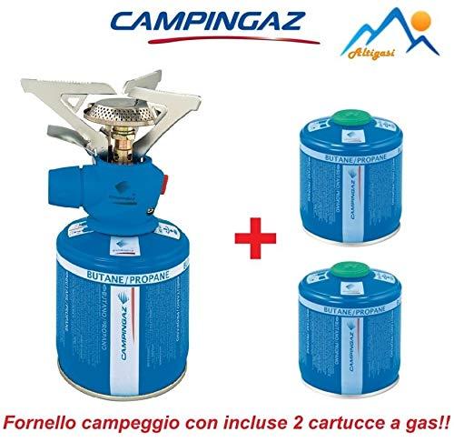 Campingaz M67532 Hornillo de gas twister plus pz