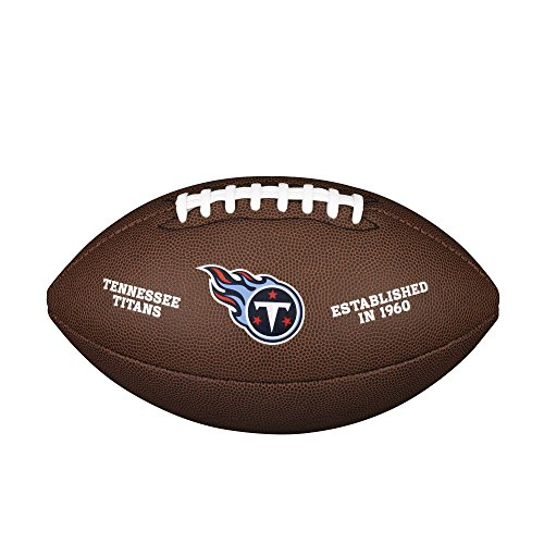 WILSON NFL Team Logo Composite Fußball, Tennessee Titans, Official