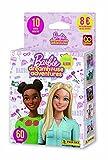 Barbie Dreamhouse Adventures- Barbie Ecoblister 10 Sobres, Multicolor, Normal (Panini España, S.A