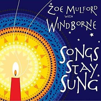 Songs Stay Sung (feat. Windborne)