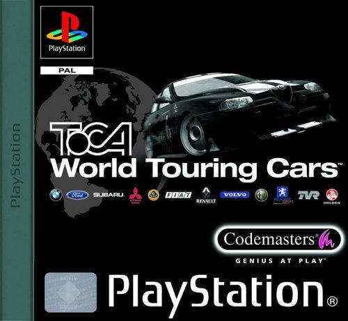 TOCA World Touring Cars [PlayStation]