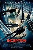 Inception - Leonardo Dicaprio – Movie Wall Art Poster