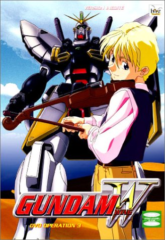 Gundam Wing - Opération 3 [Version intégrale]