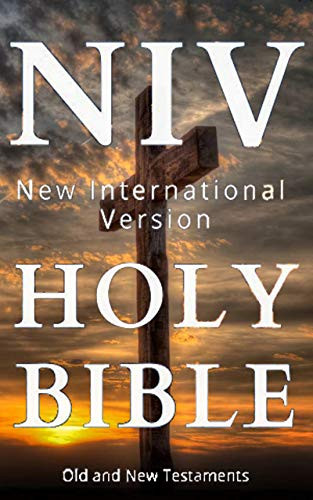 The Holy Bible New International Version Old And New Testament: NIV 2020 Edition