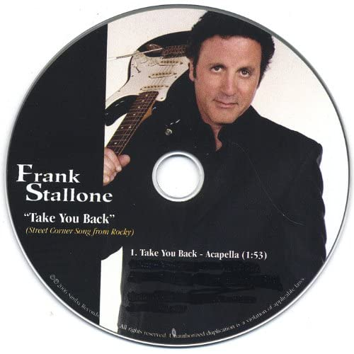 Frank Stallone ( Signed Copies )