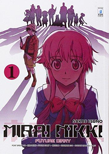 Mirai Nikki. Future diary (Vol. 1)
