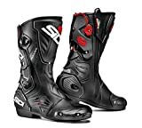Sidi Roarr Motorcycle Boot, Black, Size 46