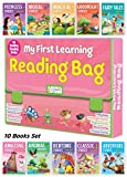 My First Learning Reading Bag - Set of 10 Exciting Reading Books