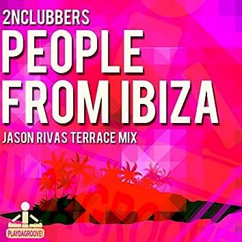 People from Ibiza (Jason Rivas Terrace Mix)
