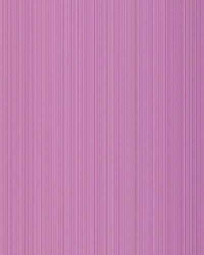 Papel pintado liso EDEM 598-22 papel pintado vinílico espumado texturado con rayas mate lila rojo-lila violeta señales 5,33 m2