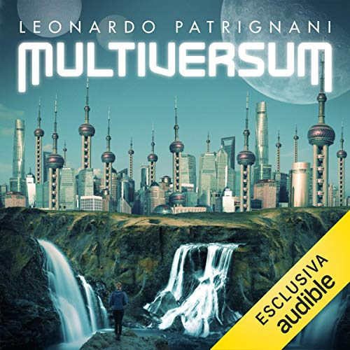 Multiversum audiobook cover art