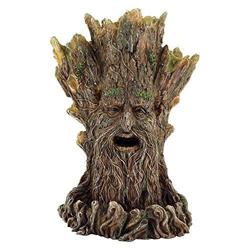 Nemesis Now Tree Spirit Rückfluss-Räucherstäbchenhalter, 19 cm, Braun, Harz, Einheitsgröße