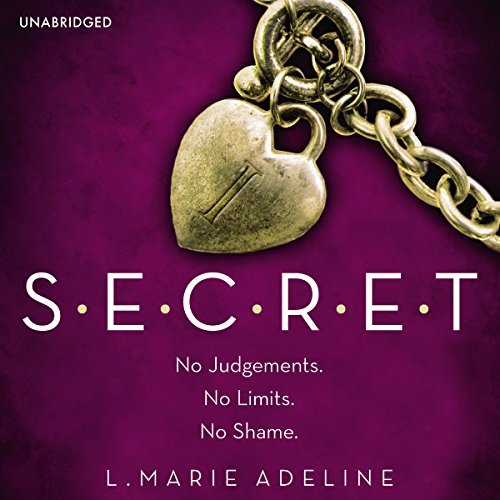 Secret audiobook cover art