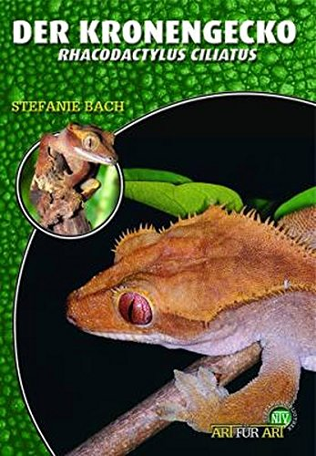 Der Kronengecko: Rhacodactylus ciliatus (Art für Art / Terraristik)