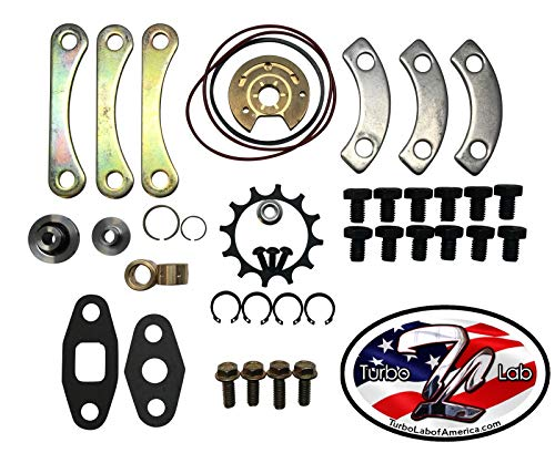 T04E Turbo Rebuild Kit Turbo Lab America PTE Garrett T3 T4 TO4B TO4E Turbo Rebuild Kit T04E