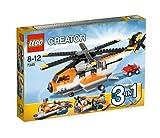 LEGO Creator Helicóptero de Transporte Helicóptero de Transporte, Juguete Construcción A Partir de 8 años A Partir de 10 años