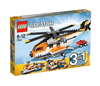 LEGO Creator 7345 - Transporthubschrauber (B006ZS4PIE) | Amazon price tracker / tracking, Amazon price history charts, Amazon price watches, Amazon price drop alerts