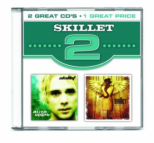 2 Series - Skillet Alien Youth / Collide by Skillet