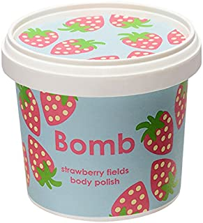 Bomb Cosmetics Strawberry Fields Body Polish