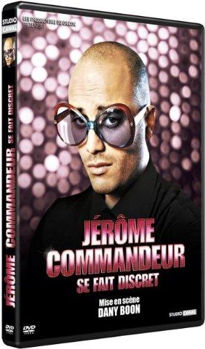 Jérôme Commandeur se Fait Discret