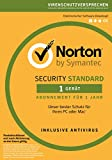 Norton Security Standard 2018 | 1 Gerät | 1 Jahr | PC/Mac/iOS/Android | Download