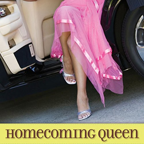 Homecoming Queen audiobook cover art