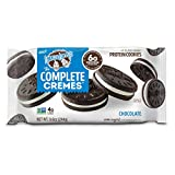 Lenny & Larry's The Complete Cremes, Chocolate, 8.6 oz (Pack of 6) Low Sugar
