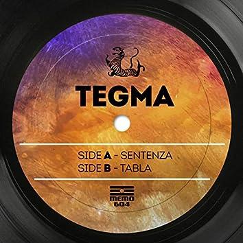 Sentenza / Tabla