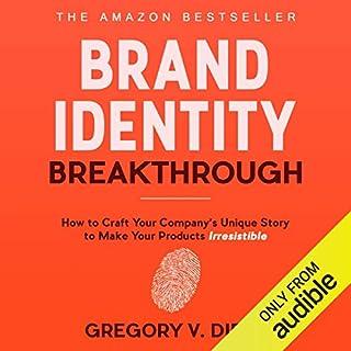 Page de couverture de Brand Identity Breakthrough