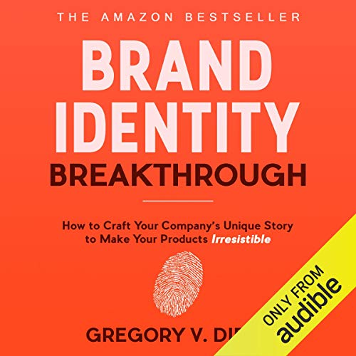 Brand Identity Breakthrough  By  cover art