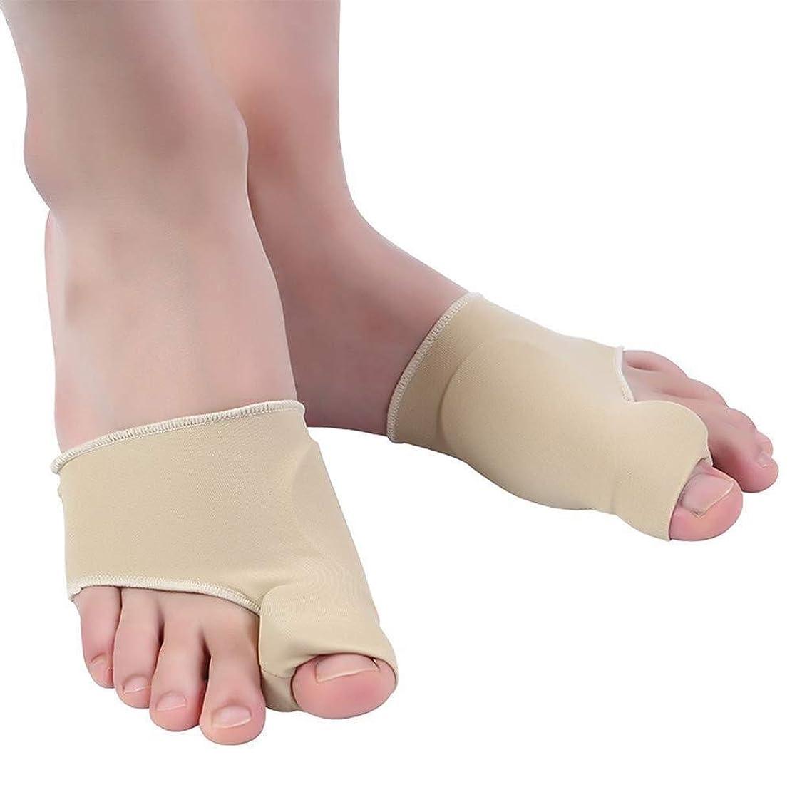 ペナルティまっすぐステッチBunion Corrector Bunion SplintsとBig Toe Straightteners SeparatorナイトタイムHallux外陰部のスプリント、Bunion Relief (Size : Small)