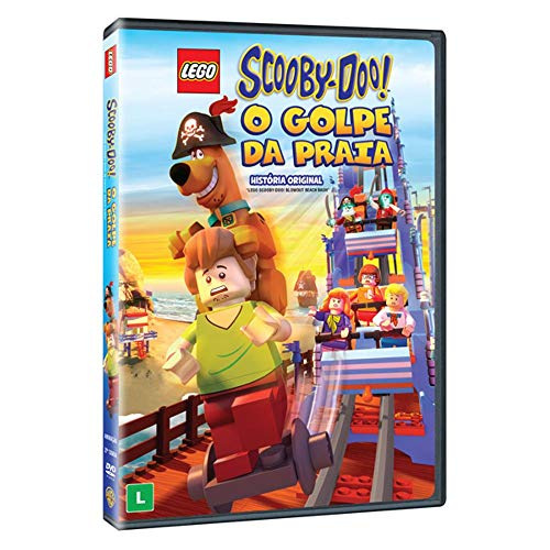 Lego Scooby-Doo - O Golpe Da Praia